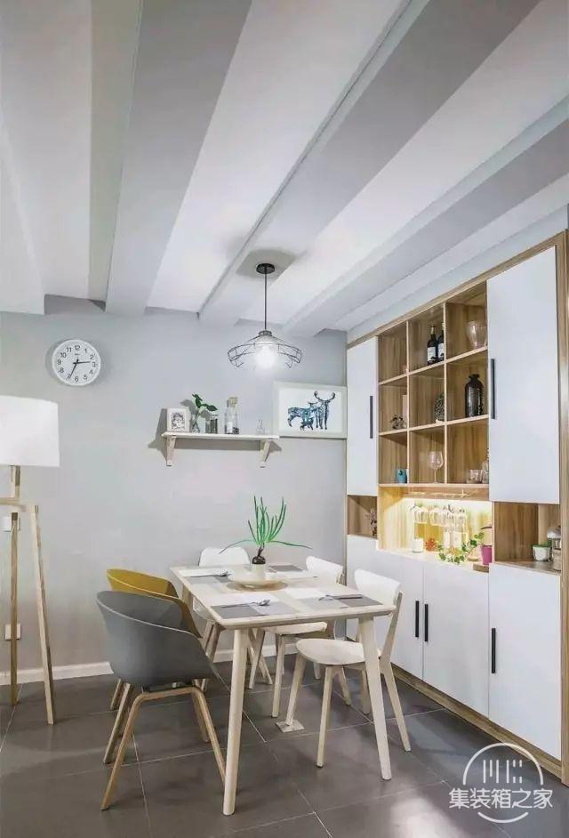 照着样板间装房子,不光省了5000设计费,连费用都低了1万多-6.jpg