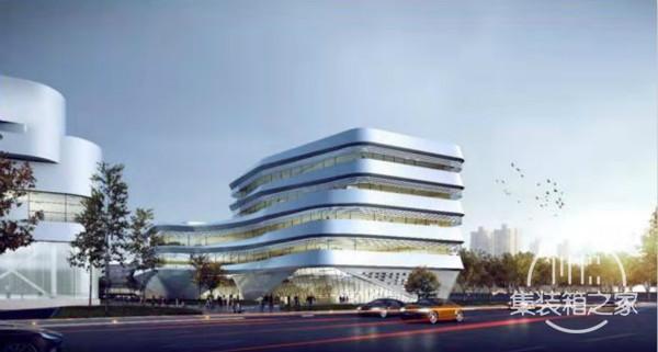 先进制造产业园一期即将竣工,临港新片区·张江科技港首次推介-1.jpg