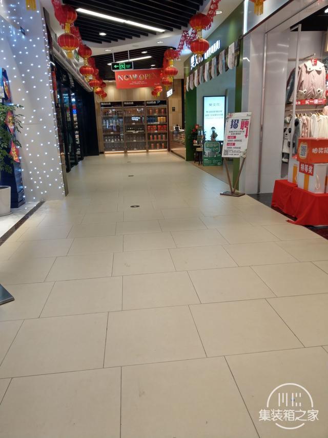 变幻莫测,蓬安永辉超市开业几天后的人流场景,真是变幻莫测啊-1.jpg
