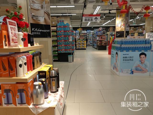 变幻莫测,蓬安永辉超市开业几天后的人流场景,真是变幻莫测啊-5.jpg