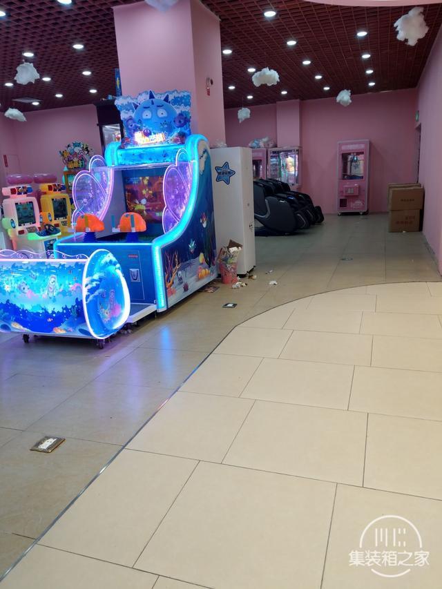 变幻莫测,蓬安永辉超市开业几天后的人流场景,真是变幻莫测啊-2.jpg