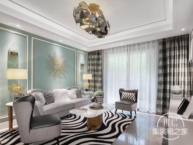 4套轻奢主题样板房设计,尽显时尚潮流范-3.jpg
