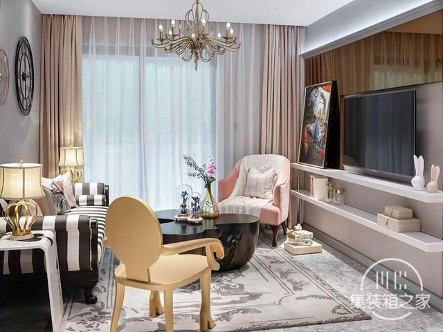 4套轻奢主题样板房设计,尽显时尚潮流范-15.jpg