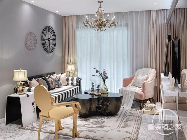4套轻奢主题样板房设计,尽显时尚潮流范-17.jpg