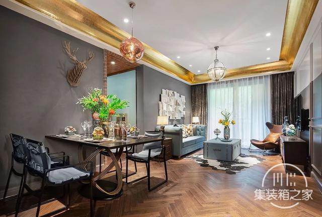 4套轻奢主题样板房设计,尽显时尚潮流范-41.jpg