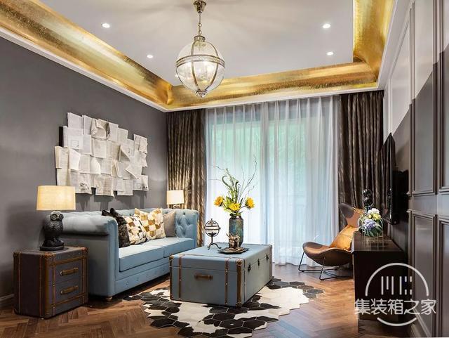 4套轻奢主题样板房设计,尽显时尚潮流范-42.jpg