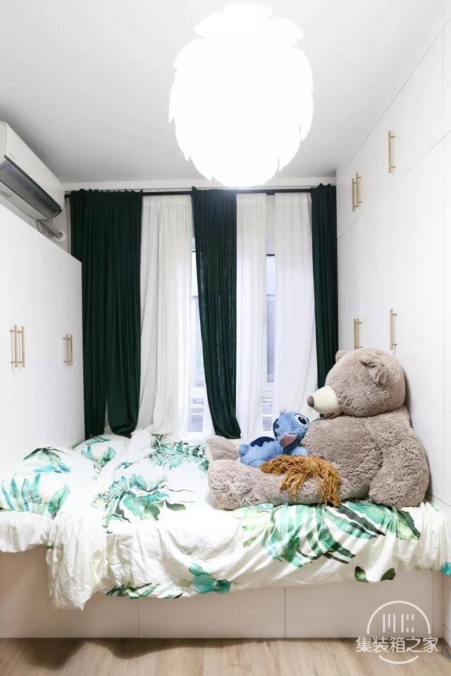 8.4㎡小房间,怎么变成客房、儿童房兼储藏室-6.jpg
