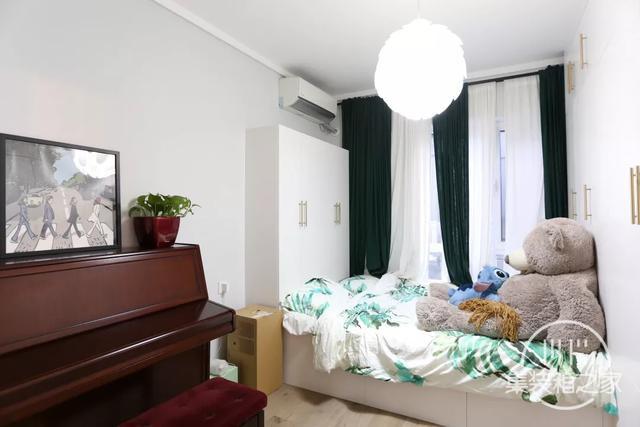 8.4㎡小房间,怎么变成客房、儿童房兼储藏室-5.jpg