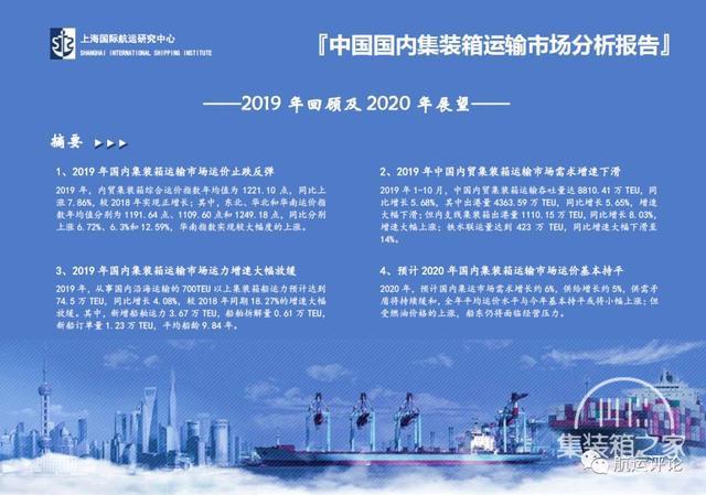 「重磅」上海国际航运研究中心首次对外发布《中国国内集装箱运输市场分析报告》-3.jpg