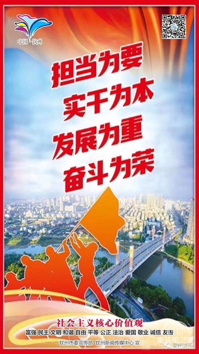 钦州市代表团热议:打造高端产业集群 做强临海大工业-12.jpg