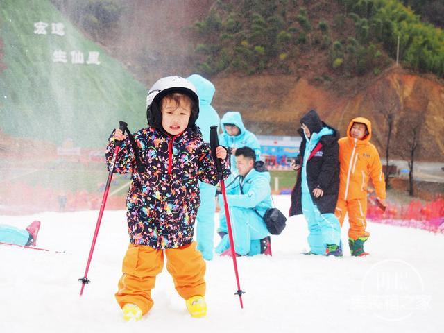 冬天去桐庐撒欢,这里的滑雪场,比东北近,比东北暖-13.jpg