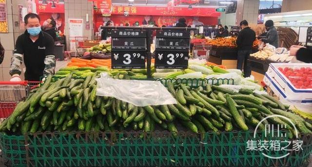 探访长春超市:供应充足,价格平稳-3.jpg