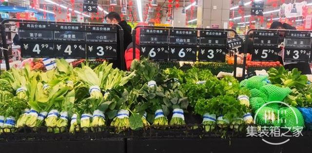 探访长春超市:供应充足,价格平稳-2.jpg