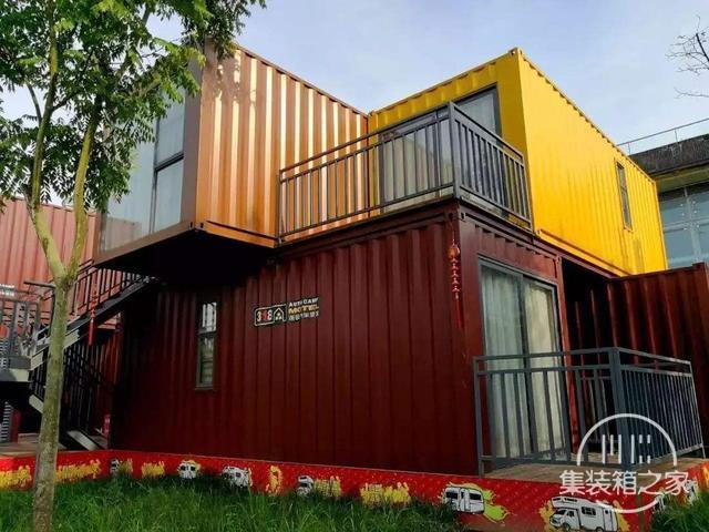 盖房子还用钢筋水泥?用集装箱体盖房子,时尚结实还便宜,太划算-4.jpg