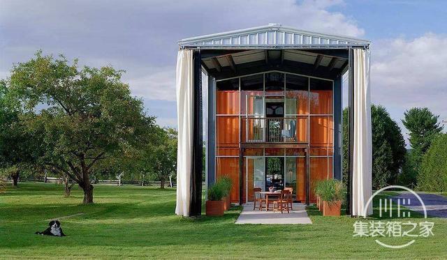 盖房子还用钢筋水泥?用集装箱体盖房子,时尚结实还便宜,太划算-5.jpg