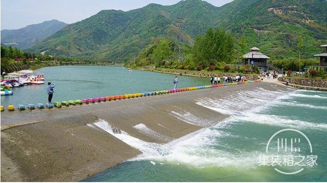 杭州生仙里竹溪探险乐园,包括陆地项目+水项目,网友:可好玩了-1.jpg