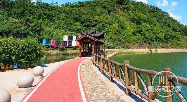 杭州生仙里竹溪探险乐园,包括陆地项目+水项目,网友:可好玩了-2.jpg