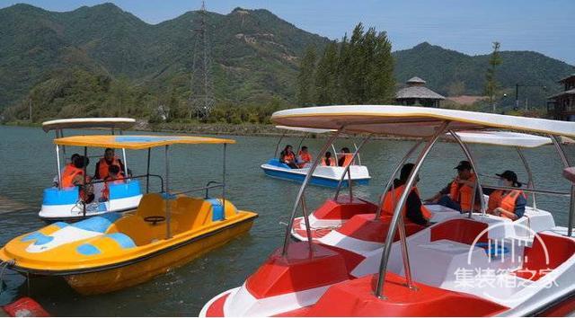 杭州生仙里竹溪探险乐园,包括陆地项目+水项目,网友:可好玩了-9.jpg