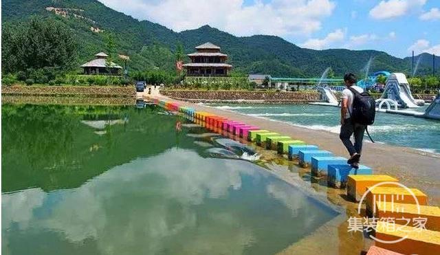 杭州生仙里竹溪探险乐园,包括陆地项目+水项目,网友:可好玩了-6.jpg