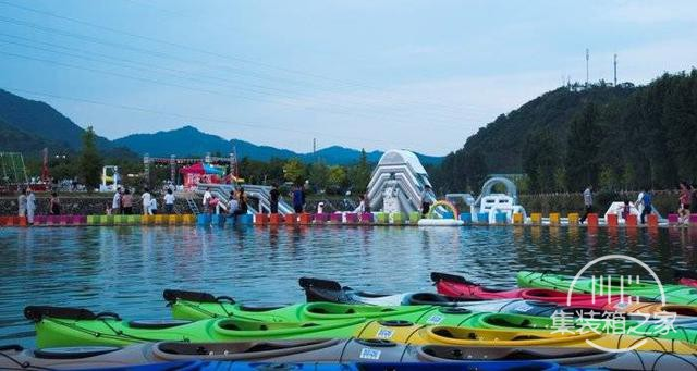 杭州生仙里竹溪探险乐园,包括陆地项目+水项目,网友:可好玩了-14.jpg