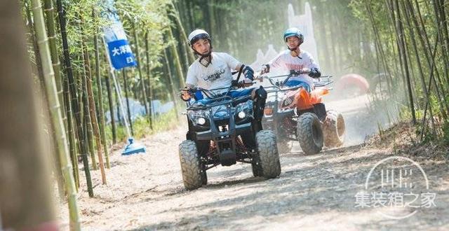 杭州生仙里竹溪探险乐园,包括陆地项目+水项目,网友:可好玩了-15.jpg