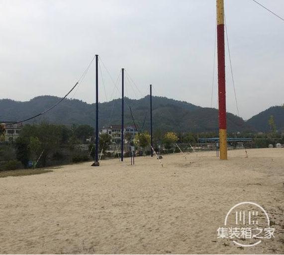 杭州生仙里竹溪探险乐园,包括陆地项目+水项目,网友:可好玩了-18.jpg