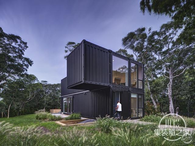 模块化建筑的人情化设计   美国集装箱住宅-2.jpg