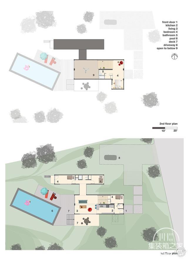 模块化建筑的人情化设计   美国集装箱住宅-4.jpg