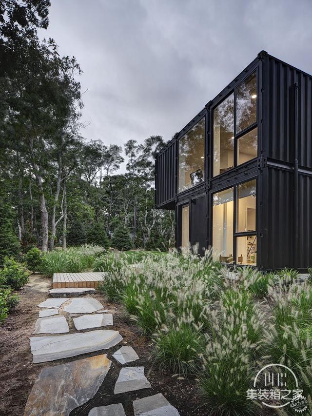模块化建筑的人情化设计   美国集装箱住宅-9.jpg