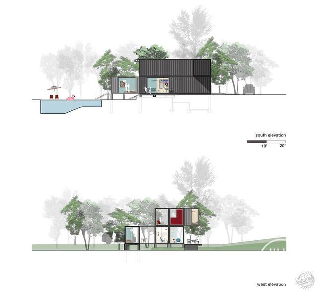 模块化建筑的人情化设计   美国集装箱住宅-10.jpg