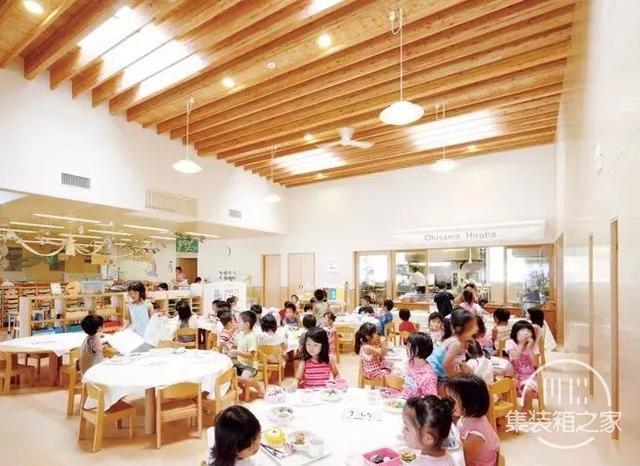 这就是日本的幼儿园?确定不是度假区吗!-23.jpg