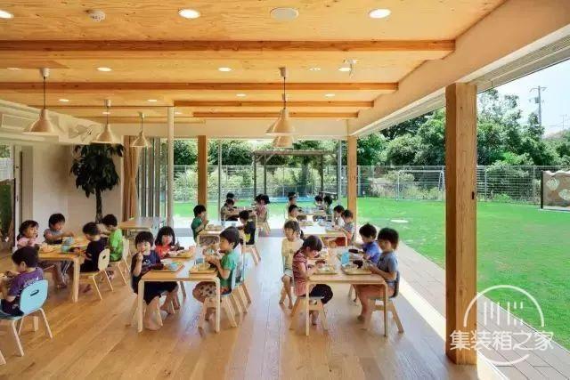 这就是日本的幼儿园?确定不是度假区吗!-22.jpg
