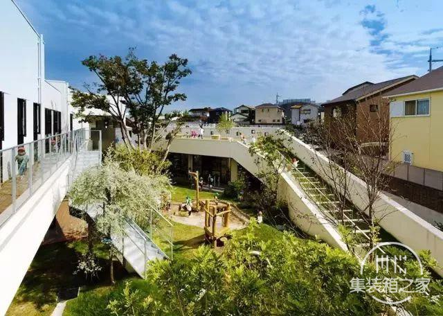 这就是日本的幼儿园?确定不是度假区吗!-28.jpg