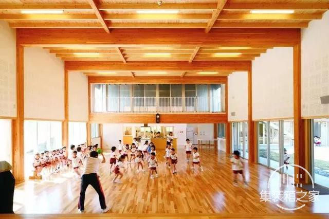 这就是日本的幼儿园?确定不是度假区吗!-31.jpg