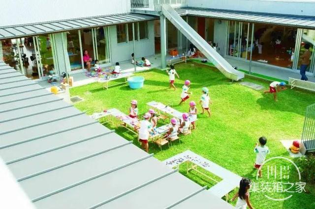 这就是日本的幼儿园?确定不是度假区吗!-29.jpg