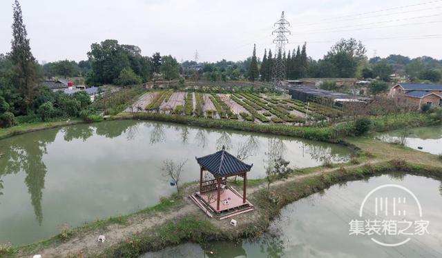 成都市郫都区70亩休闲农庄整体转让,互联网+让农庄运营不难-3.jpg
