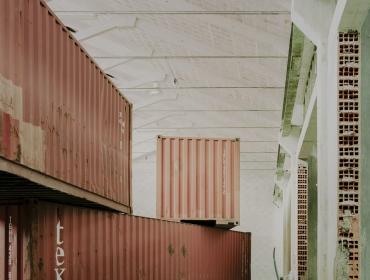 意大利空间中的集装箱空间设计