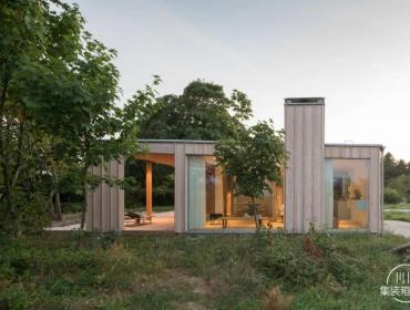 瑞典 • Summerhouse集装箱别墅