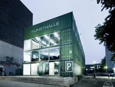 集装箱柏林艺术排排文化发展