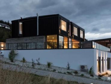 新西兰皇后镇 集装箱住宅