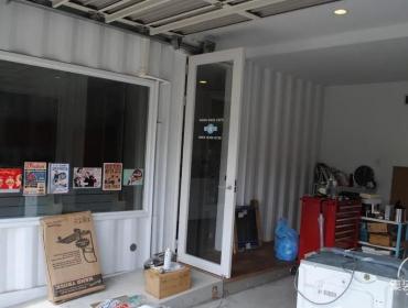110平方米货运集装箱建造房屋