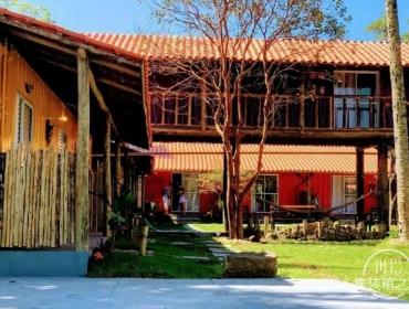 巴西集装箱风情旅馆
