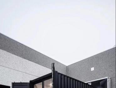 富有创造性的空间办公区和厂房