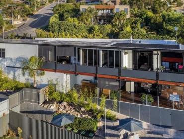 设计大泳池集装箱豪华别墅