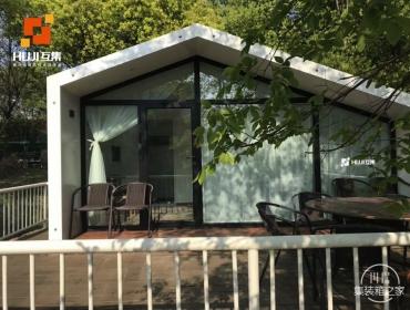 集装箱度假木屋:雪贝 A6