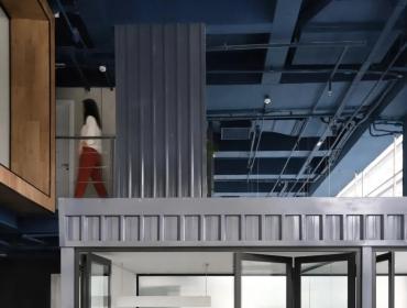 巴西6996平方英尺圣保罗的集装箱办公室