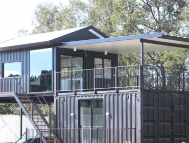 特别装箱住宅的设计作为一个试验性质的建筑
