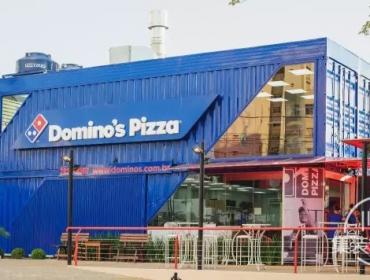 Dominik's集装箱披萨店
