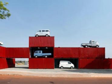 AUTOBOX–TOWNER主题集装箱商店