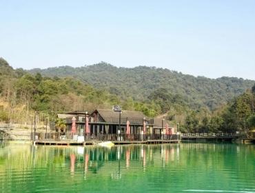 西湖大清谷集装箱度假营地